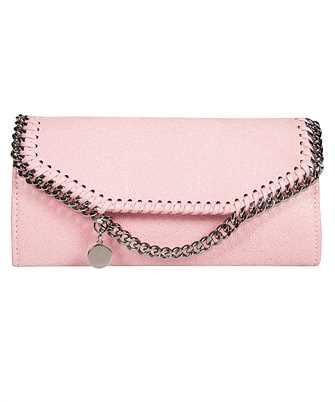 Stella McCartney 391835 W9132 FALABELLA SHAGGY DEER Wallet