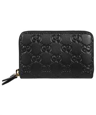 Gucci 447939 CWC1G SIGNATURE Card holder