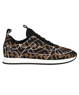 Fendi 8E6926 A84A FF MOTIF Sneakers