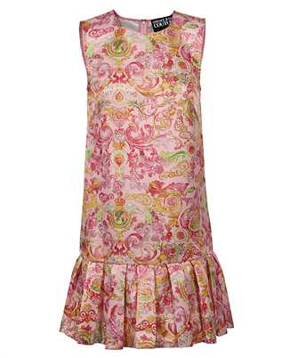 Versace Jeans Couture D2HWA432 S0098 VERSAILLES PRINT Dress