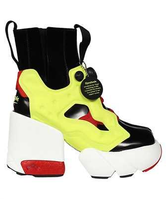 Maison Margiela S34WU0023 P3782 TABI INSTAPUMP FURY HI Boots