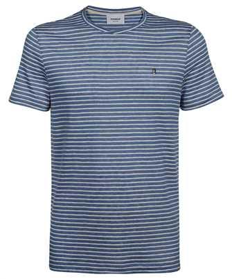 Don Dup US208 JF0280U XXX STRIPED T-shirt