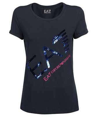 EA7 3KTT28 TJ12Z LOGO T-shirt