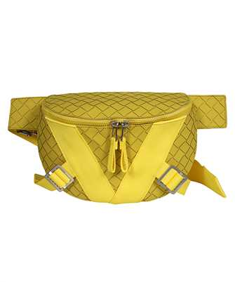 Bottega Veneta 652551 V0GK1 V-SHAPED RIBBON MOTIF Gürteltasche