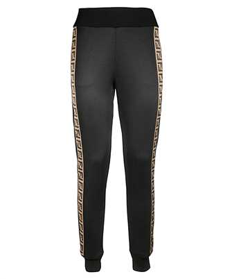 Fendi FAB156 A8WL FENDIRAMA Trousers
