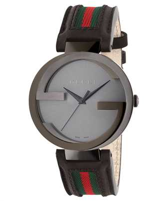 Gucci Timepieces YA133206 133XL ANTH/BLK PVD/BLK CLF GRG 42mm Watch