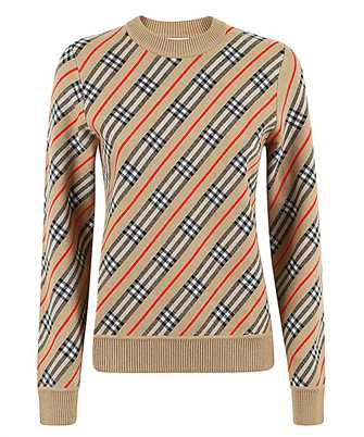 Burberry 8033234 STRIPE MERINO WOOL Strick