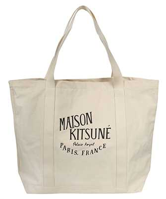 Maison Kitsune AU05100WW0008 PALAIS ROYAL SHOPPING Bag