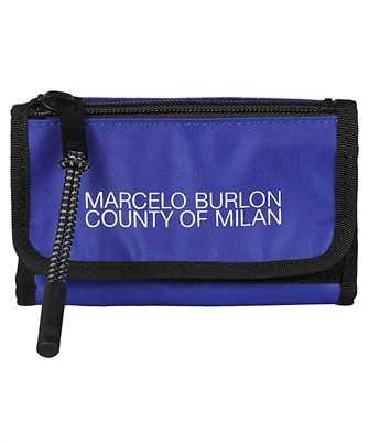Marcelo Burlon CMNH003E20FAB001 Wallet