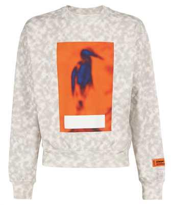 Heron Preston HMBA016F21JER004 NOISE CENSORED Sweatshirt