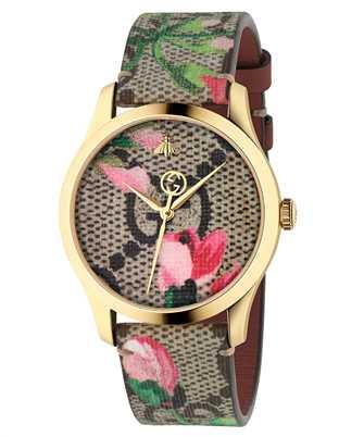 Gucci Timepieces YA1264038A 126MD PK GG BLMS/2NPVD/PK GG B 38mm Watch