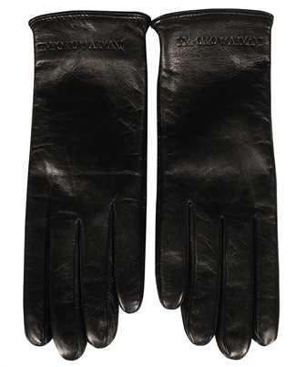 Emporio Armani 634265 1A201 LEATHER Gloves