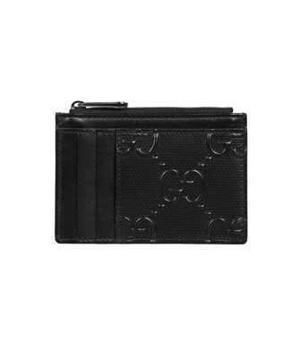 Gucci 657570 1W3AN SIGNATURE Porta carte di credito