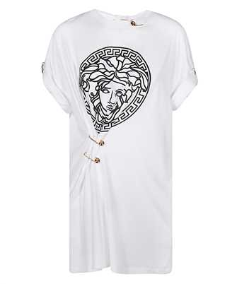 Versace A87453 A228806 MEDUSA SAFETY PIN T-shirt