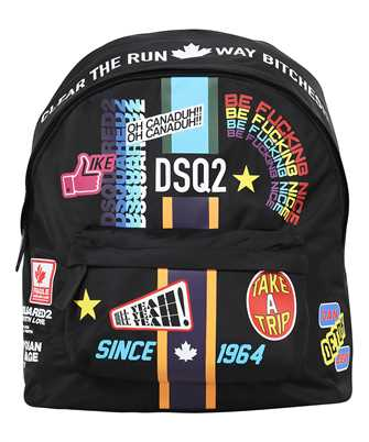 Dsquared2 BPM0055 11703884 TRAVELLER Rucksack