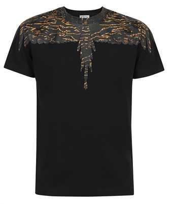 Marcelo Burlon CMAA018F21JER002 CAMOU WINGS REGULAR T-shirt