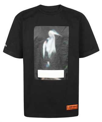 Heron Preston HMAA026F21JER001 OS CENSORED SS T-shirt