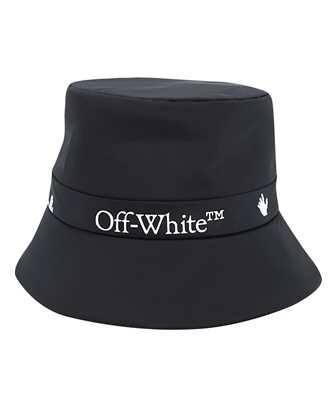Off-White OWLB013R21FAB001 LOGO RAIN Hat