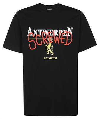 Vetements UAH21TR502 ANTWERPEN SCREWED T-shirt