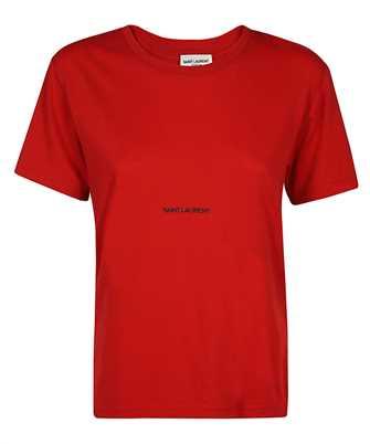 Saint Laurent 641192 YBYL2 LOGO T-shirt