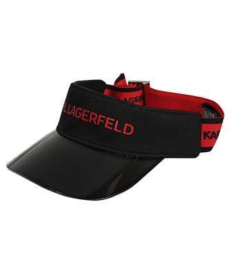 Karl Lagerfeld 201W3412 KARL VISOR Cap