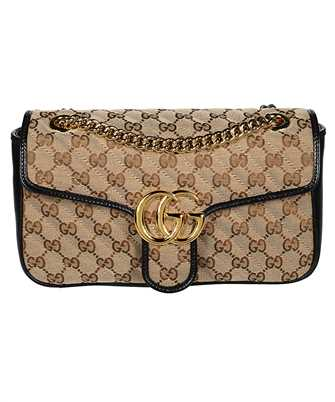 Gucci 443497 HVKEG GG MARMONT SMALL Bag
