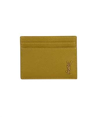 Saint Laurent 635262 15B0W TINY MONOGRAM Card holder