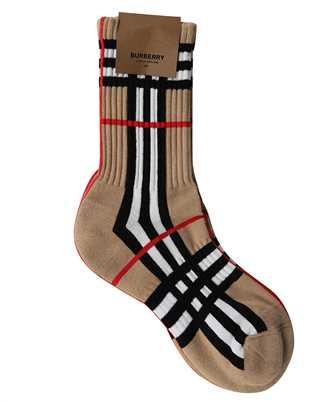 Burberry 8039283 CHECK INTARSIA TECHNICAL STRETCH Socks