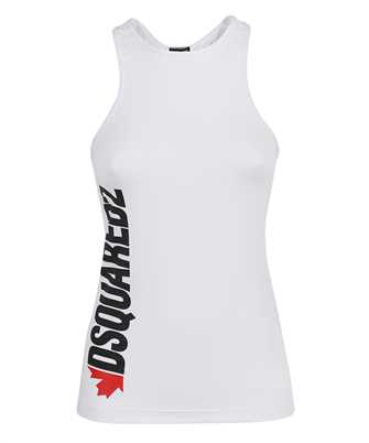 Dsquared2 D8D203480 ISA01 D2 LEAF Tank top