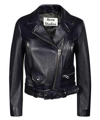 Acne FN-WN-LEAT000088 BIKER Jacket