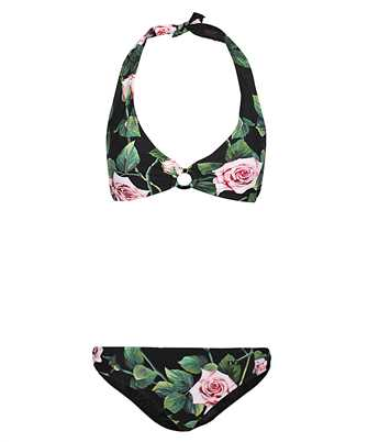 Dolce & Gabbana O8A67J-FSGR0 TROPICAL ROSE Swimwear