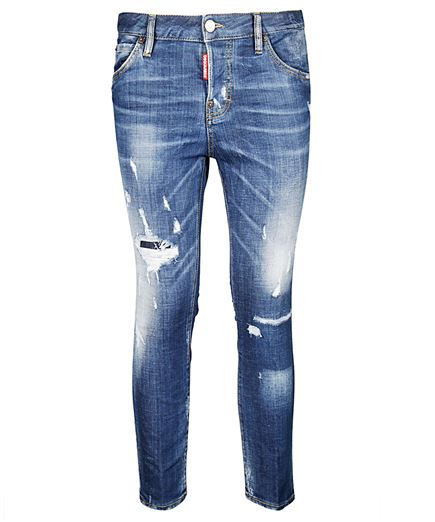 Dsquared2 S75LB0035 S30342 COOL GIRL CROPPED Jeans