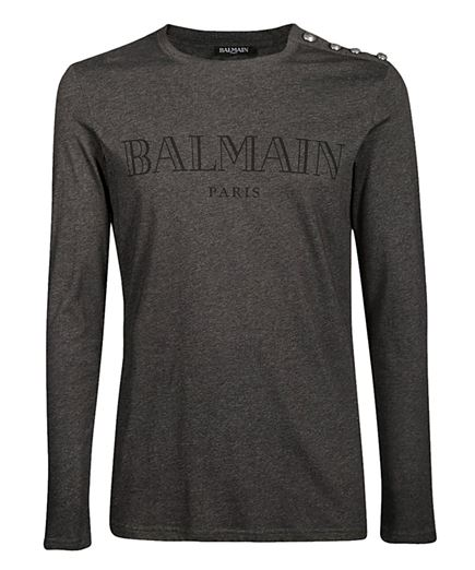 Balmain W8H8651I260 T-shirt