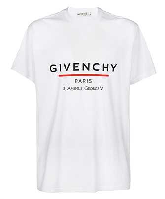 Givenchy BM70U23002 LABEL T-shirt