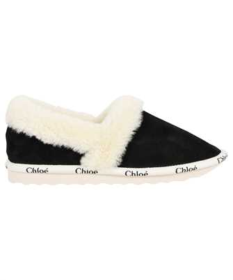 Chloé CHC21W54238 WOODY HOUSE Slides
