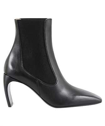 Lanvin FW-BOAI03 NAGO A20 BANANA HEEL Boots