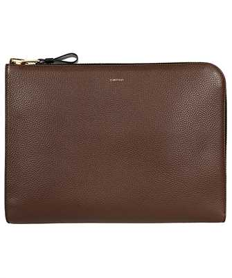 Tom Ford H0355T LCL037 BUCKLEY ZIP Portadocumenti