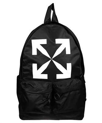 Off-White OMNB003R20E48020 ARROW Backpack