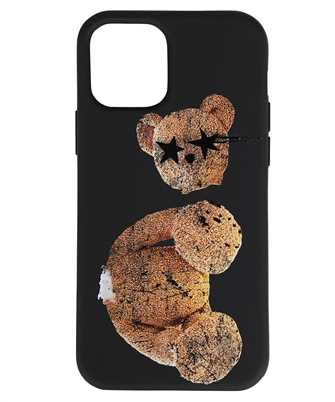 Palm Angels PMPA030F21PLA008 SPRAY PA BEAR BIG iPhone 12/12 PRO cover