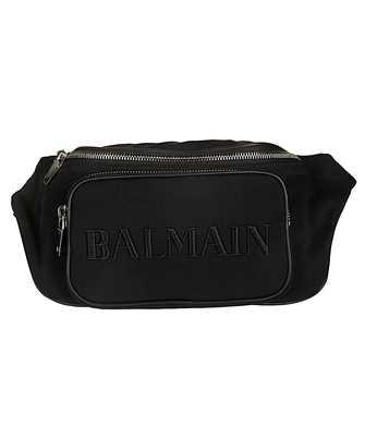 Balmain SM1S035TNYT NYLON Waist bag