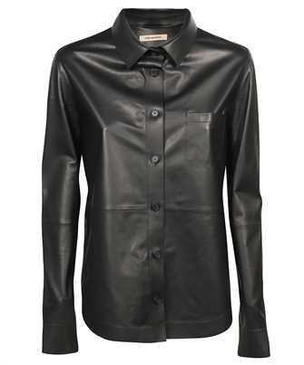 Yves Salomon 21E9EYH22166APXX LAMB LEATHER Shirt