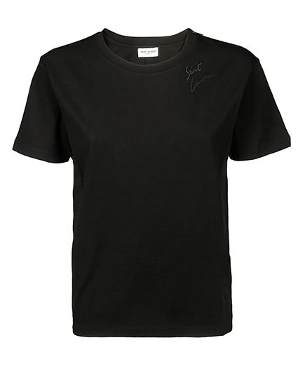 Saint Laurent 528552 YB2WS T-Shirt