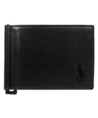 Saint Laurent 607738 1JB0U BILL CLIP Wallet
