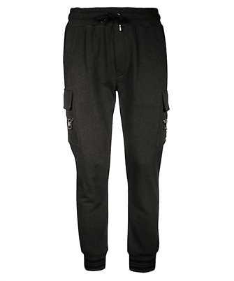 Dolce & Gabbana GYVBAT FU7DU STRETCH JERSEY TRACK Trouser