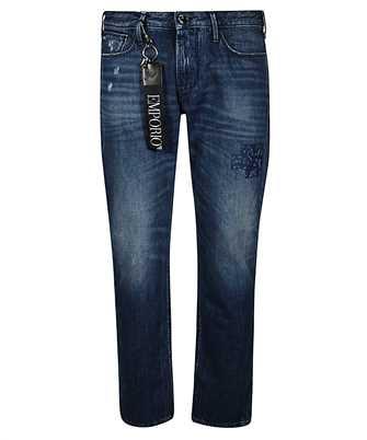 EA7 3H1J06 1DA1Z Jeans