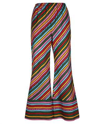 Gucci 643339 ZAGI0 WIDE Trousers