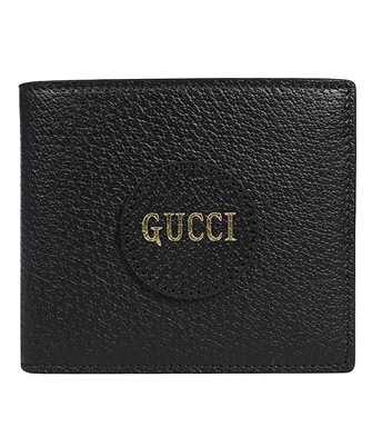 Gucci 643875 DJ20N LOGO Wallet