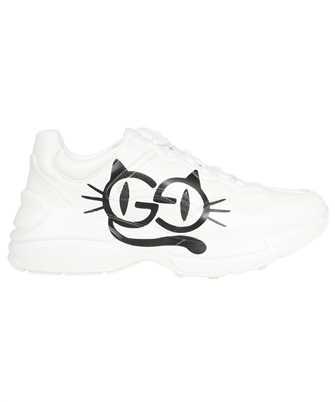 Gucci 663723 2SH00 RHYTON CAT EYES Sneakers