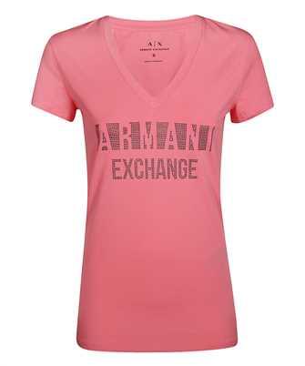 Armani Exchange 8NYT90 Y8C7Z LOGO LETTERING T-shirt