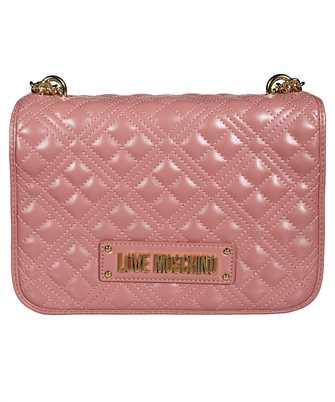 LOVE MOSCHINO JC4000PP1B LA0 LOGO QUILTED SHOULDER Bag